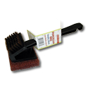 Porcelain BBQ Double/Brush