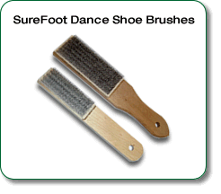 Dance Shoe Brushes