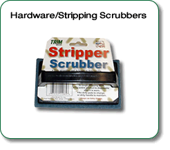 Hardware and Stripping Scrubbers