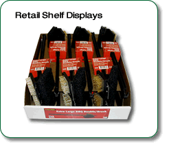 Retail Shepf Displays